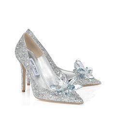 Cinderella クリスタル ポインテッドトゥパンプス | シンデレラ | 限定受注生産 | ジミー チュウ シューズ