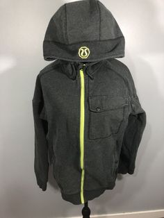 Mens Large Lululemon Sweater Large Grey  | eBay Grey Outfit, Nike Jacket, Athletic, Sweaters, Jackets, Men, Outfits, Clothes, Pullover