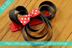Adorable Hair Bows at Reasonable Prices! sites.google.com/... (adorable Minnie bow!!)