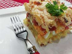Skvelé parené buchty s lekvárom ako od babičky, tradičný RECEPT 👵 Apple Pie, Quiche, Mashed Potatoes, Dinner, Breakfast, Health, Tableware, Ethnic Recipes, Craft