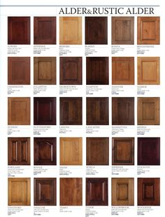 Cabinets Ideas Category For Plan How To Stain Alder Wood With Label Pictures Of
