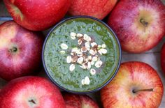 11 DELICIOUS AND DECADENT POST-WORKOUT SMOOTHIES: Apple Crisp Smoothie. While the smoothies may sound and taste like a dessert, all drinks are less than 450 calories and include at least 10 grams of protein.
