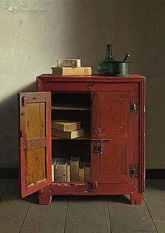 Henk Helmantel Pieter De Hooch, Still Life 2, Classical Realism, Smart Art, Dutch Painters, Realistic Paintings, Types Of Painting, Dutch Artists, Still Life Photography