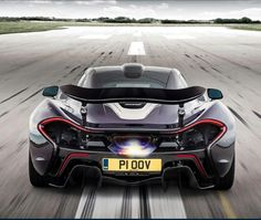 McLaren's superbly-shot film tells the story of the P1's infamous sub-seven minute #Nurburgring lap. Hit the image to see high octane action!
