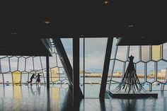 Harpa Concert Hall CLICK THIS PIN to see more from this romantic and adventurous pre-wedding photo session. Inspired By Iceland, Travel Photography, Wedding Photography, Great Photographers, Concert Hall, Photo Location, World Best Photos, Wedding Photoshoot, Great Photos