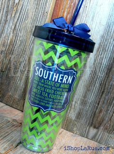 SouThErn PriDe on iShopLaRue.com!! Check out these cups!