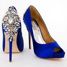 671b88b100c7 Best Style Of Blue Color Wedding Shoes Ideas  45 + Best Ideas
