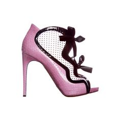 OOOK - Nicholas Kirkwood - Shoes 2011 Fall-Winter - LOOK 49 ❤ liked on Polyvore