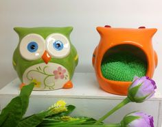 Kinsheng - lovely owl cause the cleaning become a joyful things