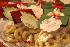 Brilhante Glacear: Cookies for Christmas