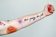 30 Cool And Best Quotation Tattoo Designs For Men And Women