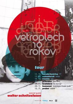 Vetroplach 10 rokov tour Bratislava, Special Guest, Nostalgia, Waves, Neon Signs, Tours, Music, Posters, Muziek