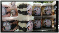 Bolos no pote nos sabores #Sensação #Morango #2 Chocos #Choconinho