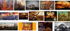Ε' Τάξη 2ου Δημοτικού Αρχανών: Ιστορία Ε΄ 6.36. ΄΄ Η Άλωση της Κωνσταντινούπολης…