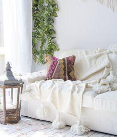 """Lula"" boho kilim pillow home decor | lindsay marcella design"