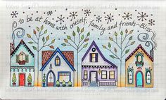 Bliss at Home - visual blessings by Valerie Sjodin