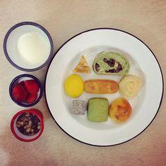 #morning #breakfast #yummy #bread