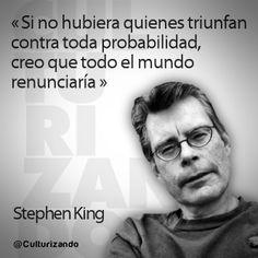 «La confianza de los inocentes es la más útil herramienta del mentiroso.» Grandes frases de Stephen King