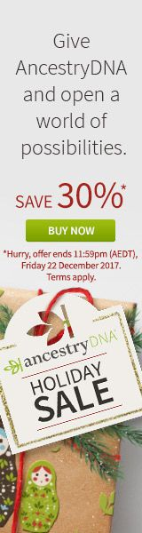 *Hurry, offer ends (AEDT), Friday 22 December Terms apply. Dna Test Results, Ancestry Dna, Holiday Sales, Things To Know, Need To Know, Told You So, How To Apply, Thoughts, School Stuff