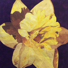 David Taylor Quilts | Steamboat Springs, Colorado Holly's Daffodil