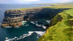 Downpatrick Head, County Mayo County Mayo, October 2014, Ireland, Water, Outdoor, Water Water, Outdoors, Aqua, Irish