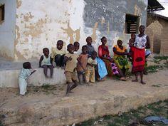 so many children - Nacala, Nampula
