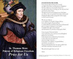 Pro Ecclesia * Pro Familia * Pro Civitate: A Man For All Seasons: Feast Day of St. Thomas More, 22 June