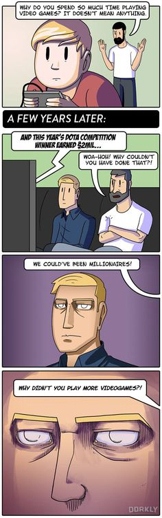 This Is Why We're Not all Professional Gamers
