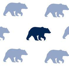 bear hike // denim