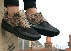 NIKE Women's Shoes - Tendance Basket Femme NIKE Air Max 1 Floral Camo - Find deals and best selling products for Nike Shoes for Women Nike Shoes Cheap, Nike Free Shoes, Nike Shoes Outlet, Running Shoes Nike, Cheap Nike, Me Too Shoes, Men's Shoes, Shoe Boots, Roshe Shoes