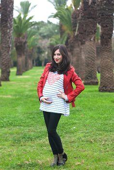 I ❤ maternity clothes / מלתחת ההריון שלי: חלק א