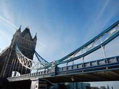 Reisverslag Londen > Towerbridge www.travelalone.nl