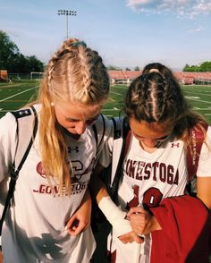 Excellent Absolutely Free sports hairstyles Concepts Put together due to there being a fresh say Athletic Hairstyles, Softball Hairstyles, Running Hairstyles, Cute Sporty Hairstyles, Cheerleader Hairstyles, Track Hairstyles, Pretty Hairstyles, Braided Hairstyles, Updo Hairstyle