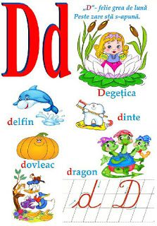 Creionasul cel istet si prietenii: Alfabetul (cu ilustratii) COD 04 Early Education, Kids Education, Languages Online, Learning The Alphabet, School Lessons, English Lessons, Kindergarten, Homeschool, Classroom