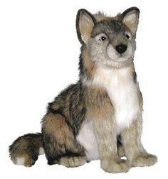 Hansa 4291 Wolf Cub Sitting