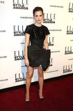 Emma Watson Photos: Elle Style Awards 2014 - Outside Arrivals