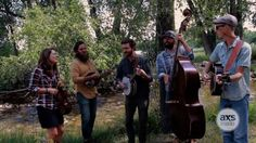 AXS Exclusive Video: An interview and perfromance by the creek with Trout Steak Revival at Vertex