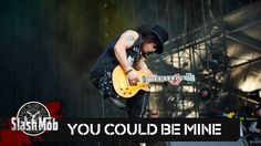 """Slash - """"You Could Be Mine"""" (Live at Rock Am Ring 2015)"""