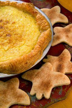 Marlborough Pudding and Biscochitos