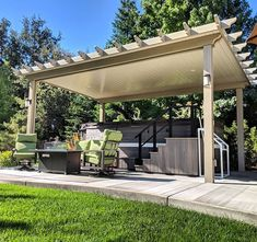Alumawood patio cover, client feedback, customer reviews ...