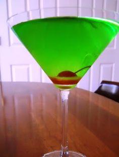 Little Wonders' Days: Caramel Apple Martinis, Happy Friday Night