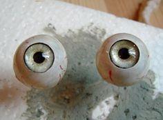 Realistic Eyeballs: Tutorial by Terra Lair