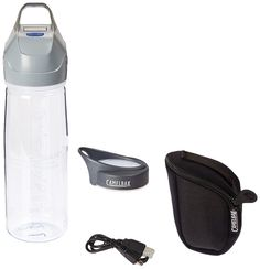 Camelbak All Clear Purifier Bottle (750ml/25oz, Pure Blue ) *** Want additional info? Click on the image.