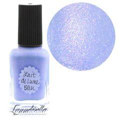 Lynnderella Limited Edition Nail Polish—Lait de Lune Bleu #Lynnderella