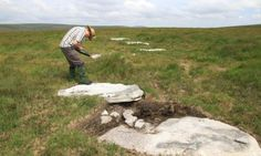 Stone circle found in Southern England, Dartmoor Stone Circle