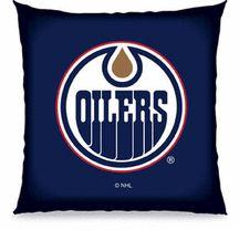 Edmonton Oilers 18'x18' Toss Pillow