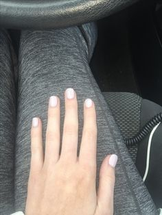 SNS Nails #131 Barely Touch