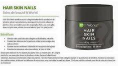Vous souhaitez avoir des cheveux plus fort, plus soyeux, plus long , le hair skin nail sera votre meilleur allié. Le Hair Skin Nails est pleins de vitamines, minéraux et nutriments naturels à base de plantes. La biotine (une vitamine B) contribue à l'entretien...