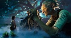 There's just something about Disney's The BFG that makes you feel like a little kid again. Steven Spielberg's book-to-movie adaptation masterfully brings Roald New Movies, Movies To Watch, Good Movies, Movies Online, Roald Dahl Movies, Bfg Movie, Live Action Film, Adventure Movies, Disney Aesthetic