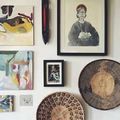 〰〰 the art wall 〰〰